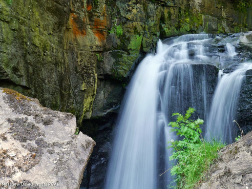 Aberdulais Falls - Photo by Matthew Ernst