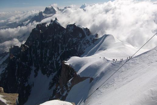 Aiguille du Midi by margaux_web