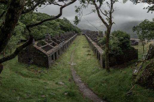 Anglesey Barracks by Brian Deegan
