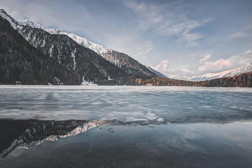 Antholzer See by eberhard grossgasteiger