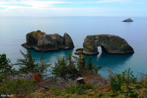 Arch Rock by Rick Obst