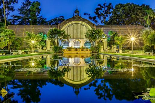 Balboa Park's Botanical Garden by SanDiegoPhotographer