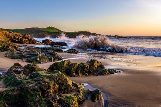 Bean Hollow State Beach by Hari Panicker