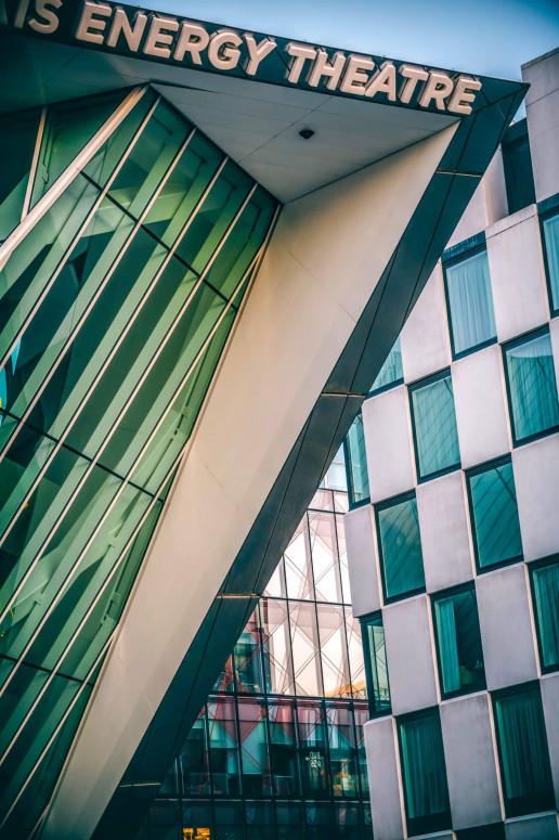 Bord Gáis Energy Theatre by Mark Dalton