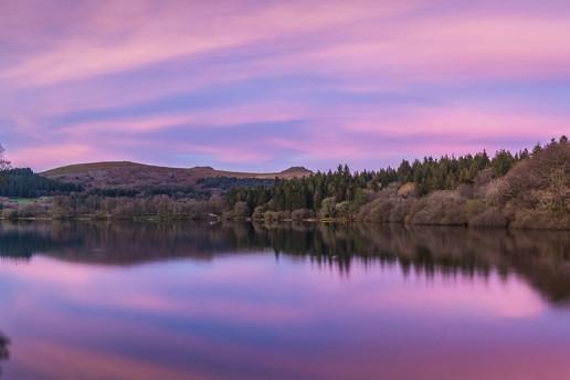 Burrator Reservoir by Adam Court