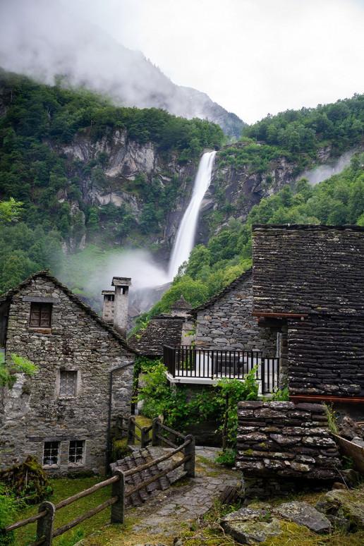 Cascata di Foroglio by timulrich_pix