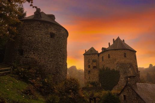 Château de Reinhardstein by Joran Quinten