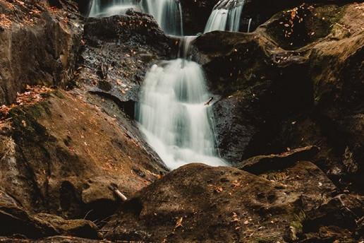Rockingham Waterfall by Christine North