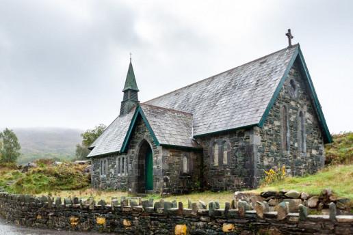 Derrycunihy Church by Dimitry Anikin