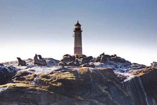 Diaz Point Lighthouse - Photo by Martin Gasiorek
