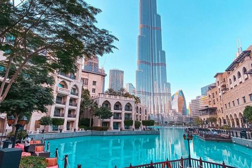 Dubai Fountain by ig_mn