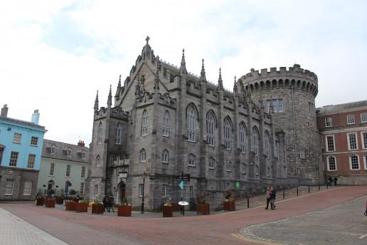 Dublin Castle by kh92