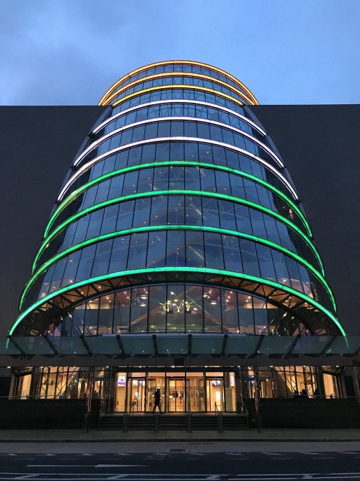 Dublin Convention Centre by TimothyJ