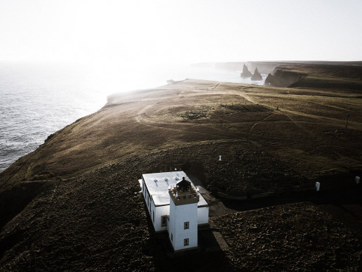 Duncansby Head Lighthouse - Photo by K B