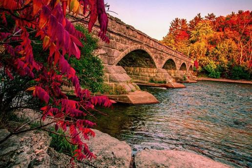 Pakenham Bridge by Lana
