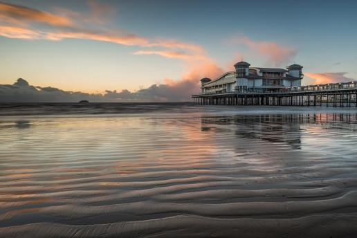 Grand Pier by Paul Edney