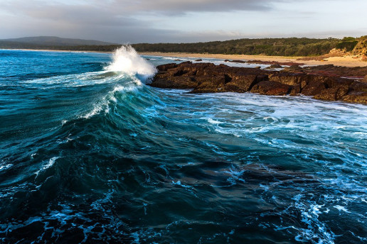 Haycock Point by Brett Ritchie