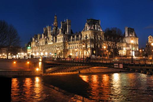 Hôtel de Ville, Paris by Panoramas