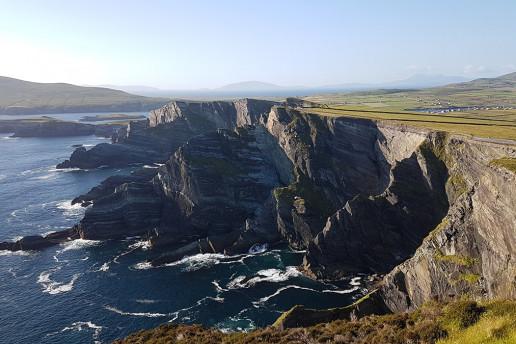 Kerry Cliffs by Stinglehammer