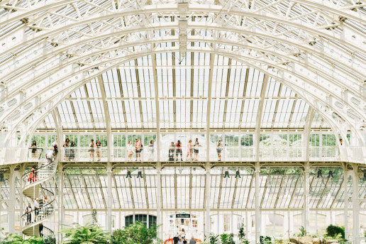 Kew Gardens by Doruk Yemenici