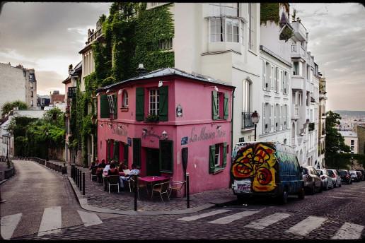 La Maison Rose by Nguyen