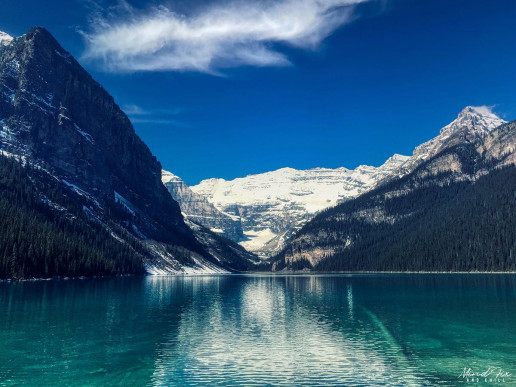 Lake Louise by Mind Fix and Chill