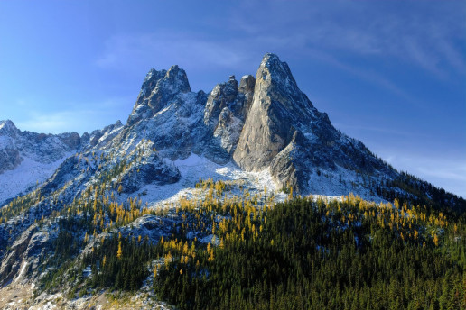 Liberty Bell Mountain - Photo by John Peters