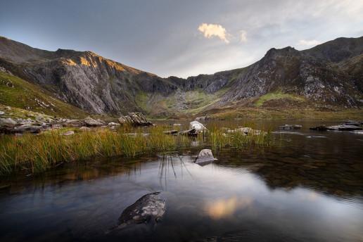 Llyn Idwal by Neil Mark Thomas