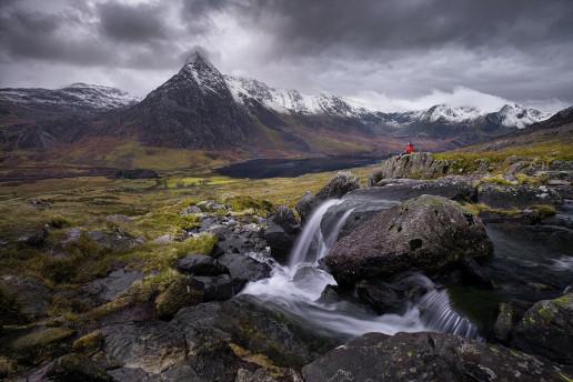 Llyn Ogwen Hillside - Photo by Neil Mark Thomas