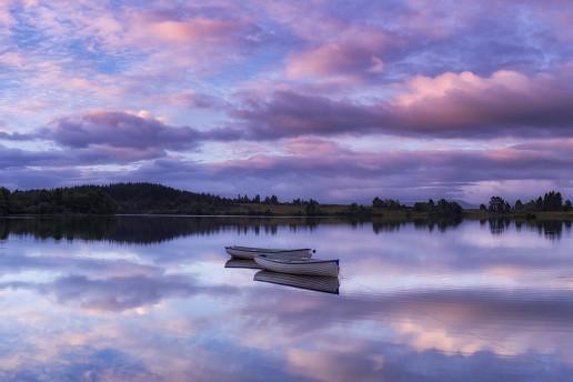Loch Rusky by john mcsporran