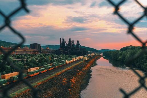 Minsi Trail Bridge by Dylan Sauerwein