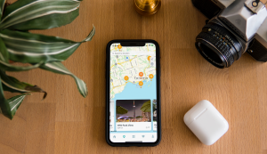 Find Nearby Photo Spots with the PIXEO App for iOS