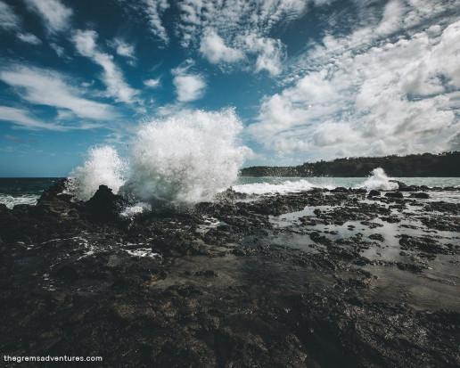 Mokolea Point by Ashley Grems