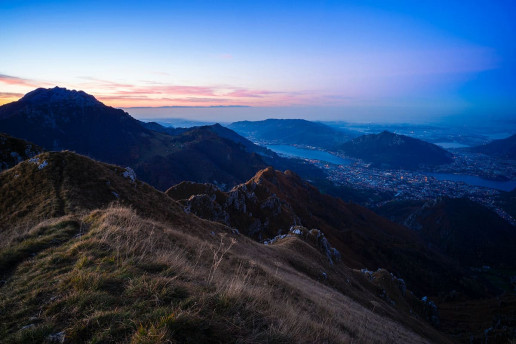 Monte Due Mani by Alberto Restifo