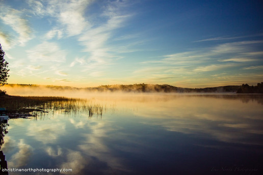 Paugh Lake by Christine North