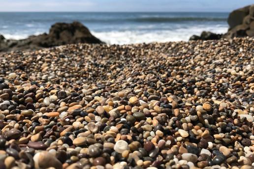 Pebble Beach at Bean Hollow