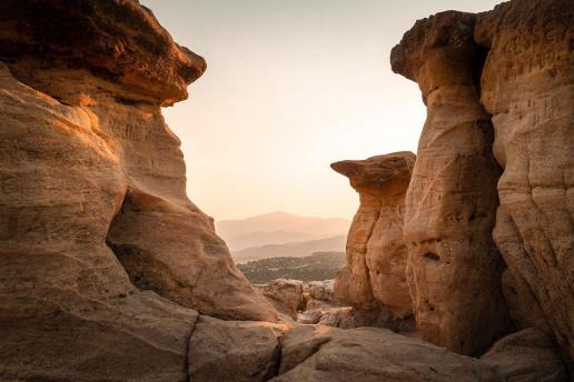 Pulpit Rock Park by Intricate Explorer