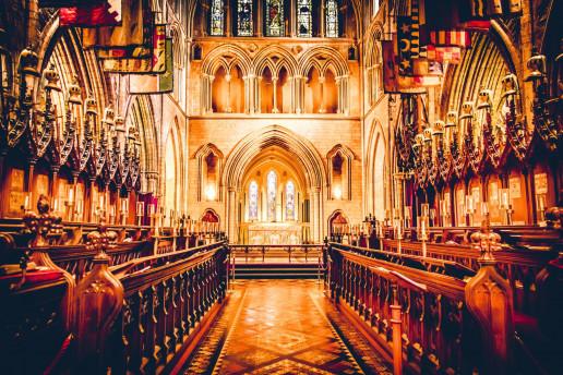 Saint Patrick's Cathedral by Jaime Casap