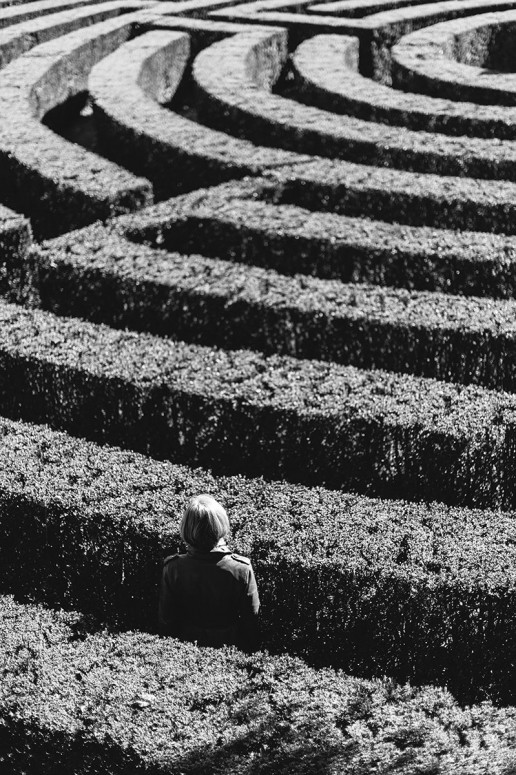 São Roque Park Labyrinth - Photo by Maksym Kaharlytskyi