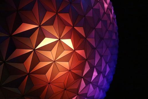 Spaceship Earth - Photo by George Pagan III