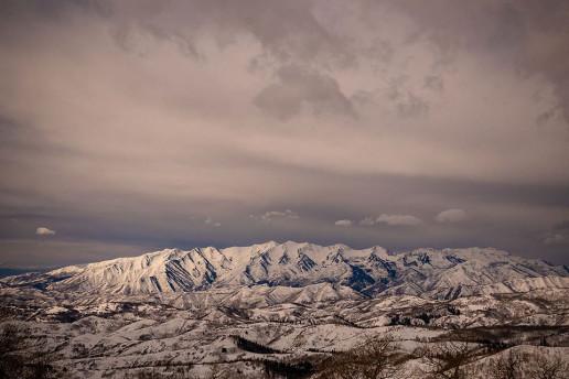 Strawberry Ridge by Steve Carter