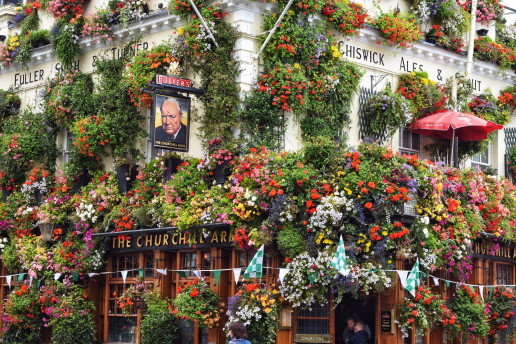 The Churchill Arms by Nicholas Doherty
