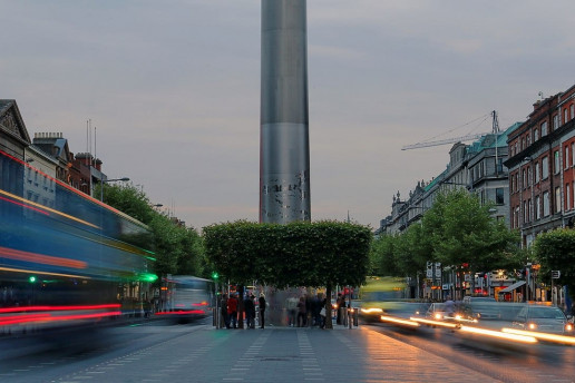 The Spire - Photo by Robert Linsdell