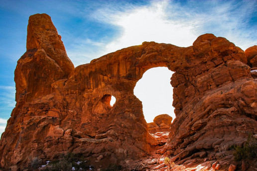Turret Arch - Photo by Kevin Bree