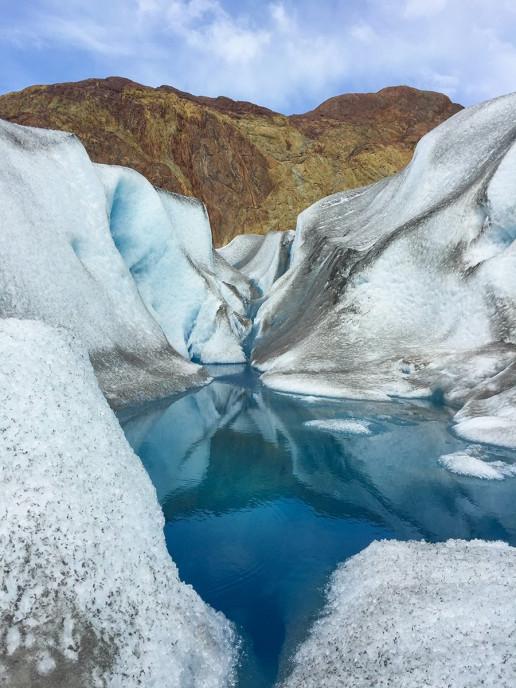 Viedma Glacier by Jackman Chiu