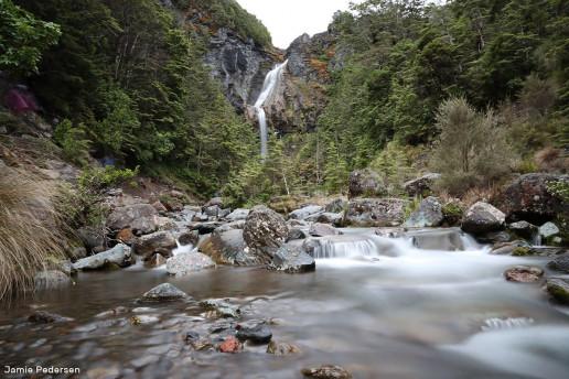 Waitonga Falls - Photo by Jamie Pedersen