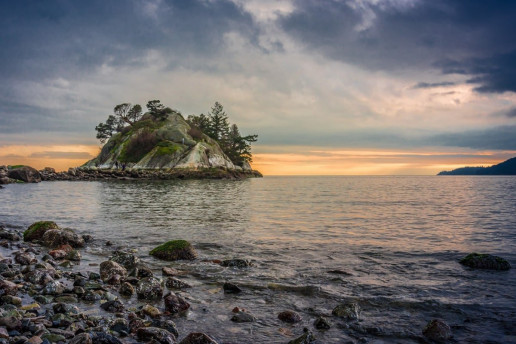 Whytecliff Park by sprayedout.com