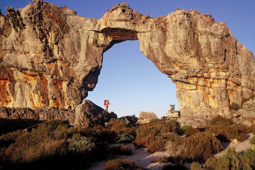 Wolfberg Arch by South African Tourism